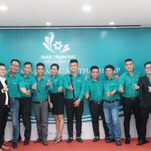 Kỷ niệm thành lập công ty và Training TDV (Văn phòng miền Nam)