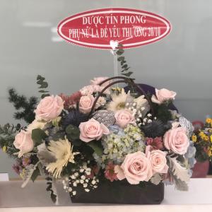 Dược Tín Phong – Tưng bừng chào mừng ngày Phụ nữ Việt Nam 20/10/2019